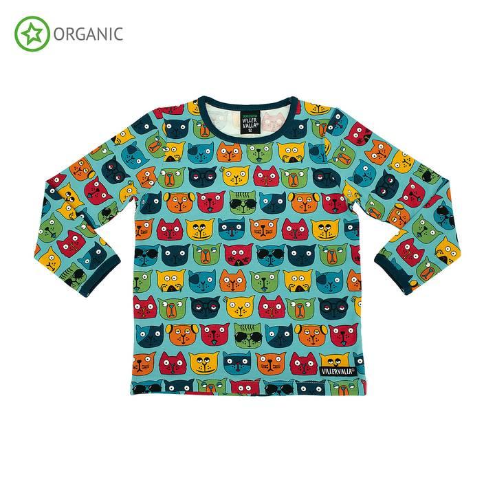 Villervalla tröja cool cats rill
