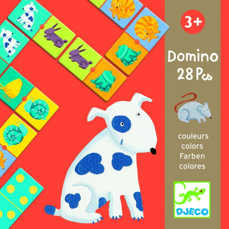 dominocolouranimals