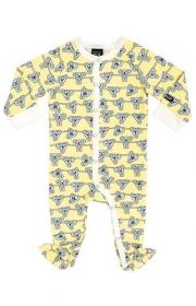 Villervalla koala pyjamas sunflower