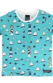 Villervalla lighthouse tshirt