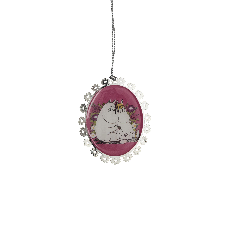Pluto medaljong mumin