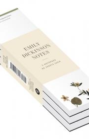 Emily Dickinson notepads