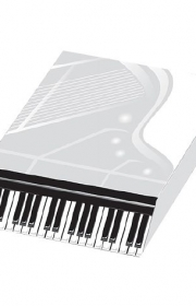 Slantpad piano