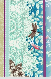 paperme journal dragonfly