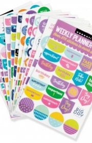 paperme weekly planner stickers