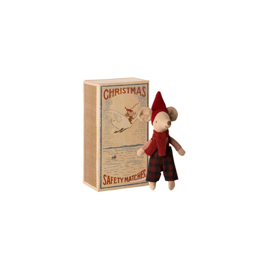 Maileg christmas safety matches