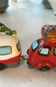 Julhusvagn
