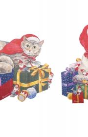 kalender katt