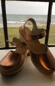 Sandaler brons