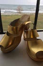Sandaler guld