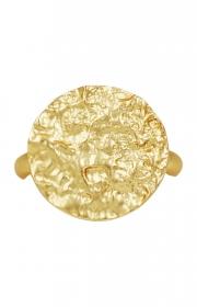 Dansk Amber guld ring
