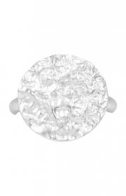 Dansk Amber ring silver