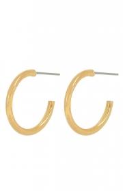 Dansk copenhagen infinity small hoop guld